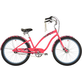 """Electra Morning Star 3i 26"""" Women, pink coral"""